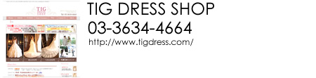 TIG DRESS SHOP